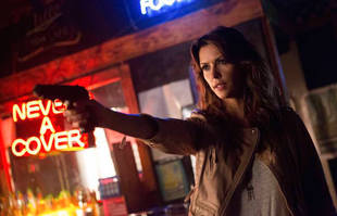 "Vampire Diaries 100th Episode: Olga Fonda Says It's Going to Be ""[SPOILER]""!"