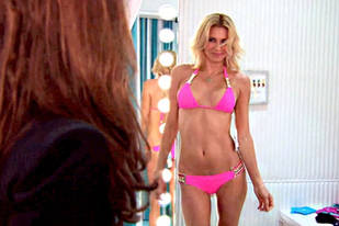 "Brandi Glanville: I've ""Got a Belly"" — and Need to Lose HOW Many Pounds?"