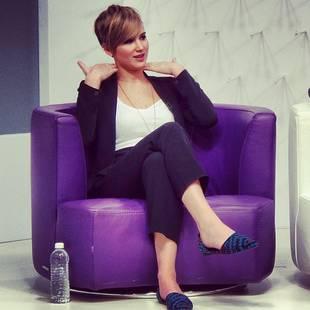 Jennifer Lawrence's Astute Body Image Speech Empowers Us All (VIDEO)