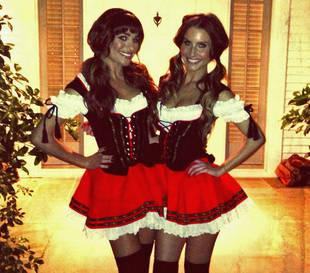Lea Michele Spent Halloween Doing WHAT? (PHOTO)