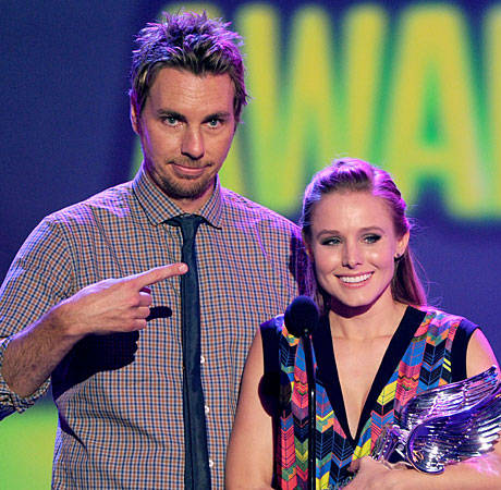 Kristen Bell Talks Dax Shepard and Baby Lincoln in Flare Magazine