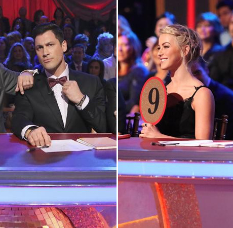 Maks vs. Julianne: Who Was the Better Dancing With the Stars Guest Judge?