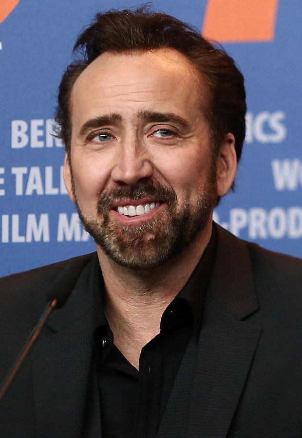 """X-Rated Sex Photos of Nicolas Cage Stolen? He Says They """"Do Not Exist""""!"""