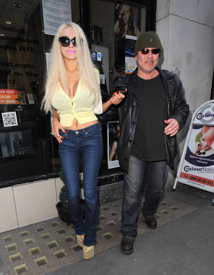 Courtney Stodden Reveals That She and Doug Hutchison Didn't Have a Prenup!