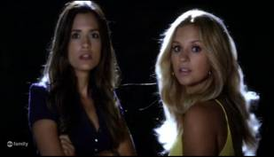 Pretty Little Liars Speculation: CeCe Helped Ali Fake Her Death