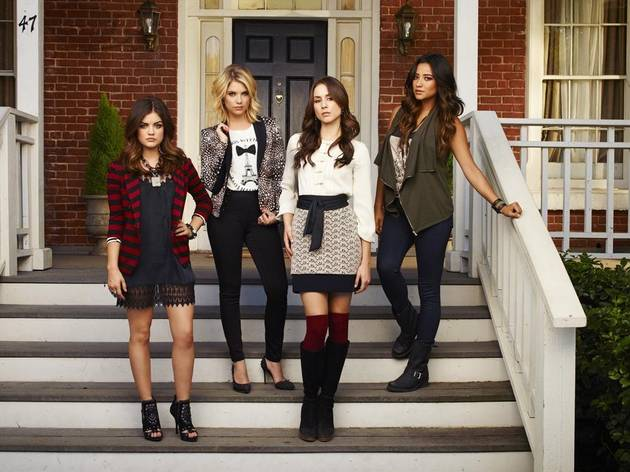 Hanna in Ravenswood: Will The Other Liars Guest Star on The Pretty Little Liars Spin-Off?