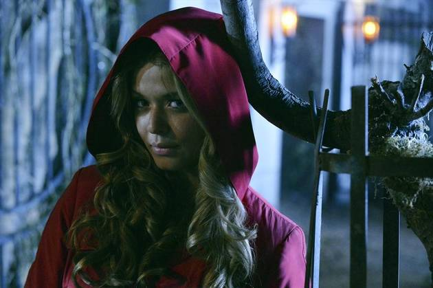 Pretty Little Liars Burning Question: Will Ali Stay Alive?