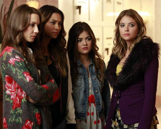 Pretty Little Liars Spoilers: Ali Will Work With the Liars!