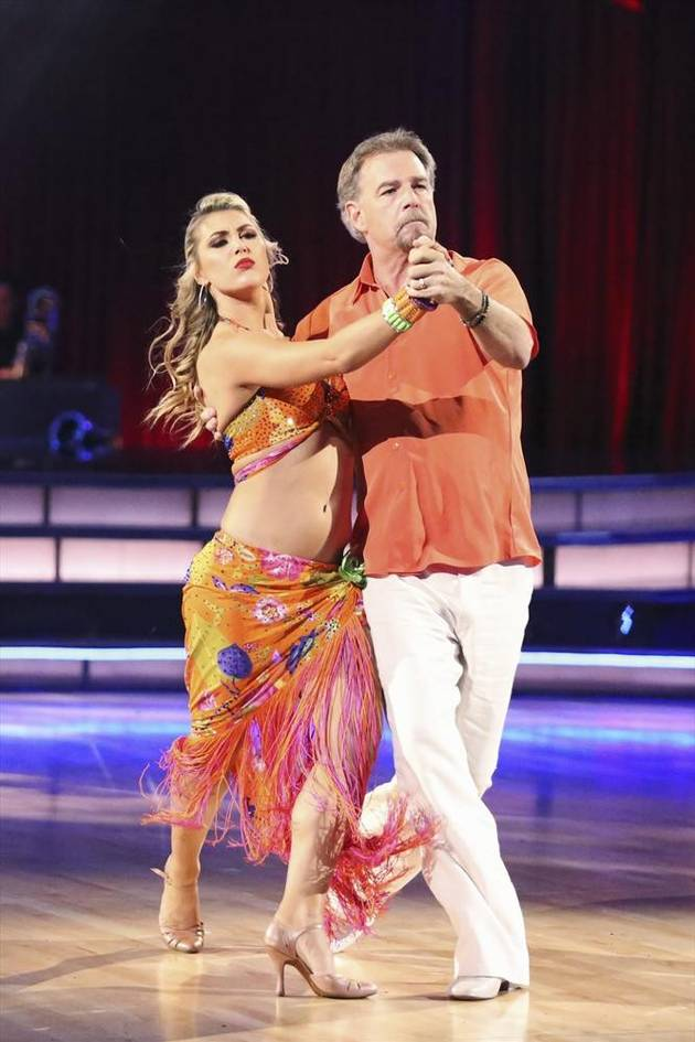 Dancing With the Stars Season 17, Week 10: Bill Engvall and Emma Slater's Argentine Tango