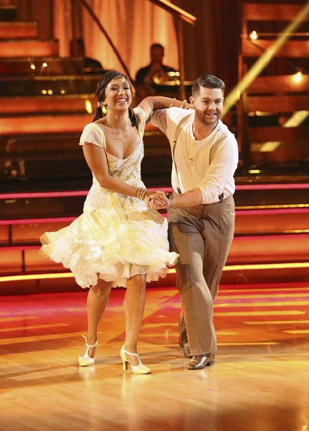 """Jack vs. Brant: Dancing With the Stars Feud? Season 17 Celebs Talk """"All-Out War"""""""