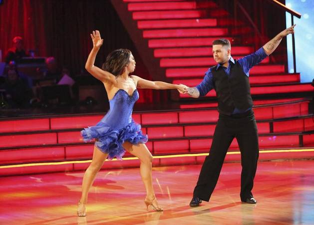"""Dancing With the Stars 2013's Jack Osbourne: It's """"Insane"""" to Keep Bill Engvall and Me"""