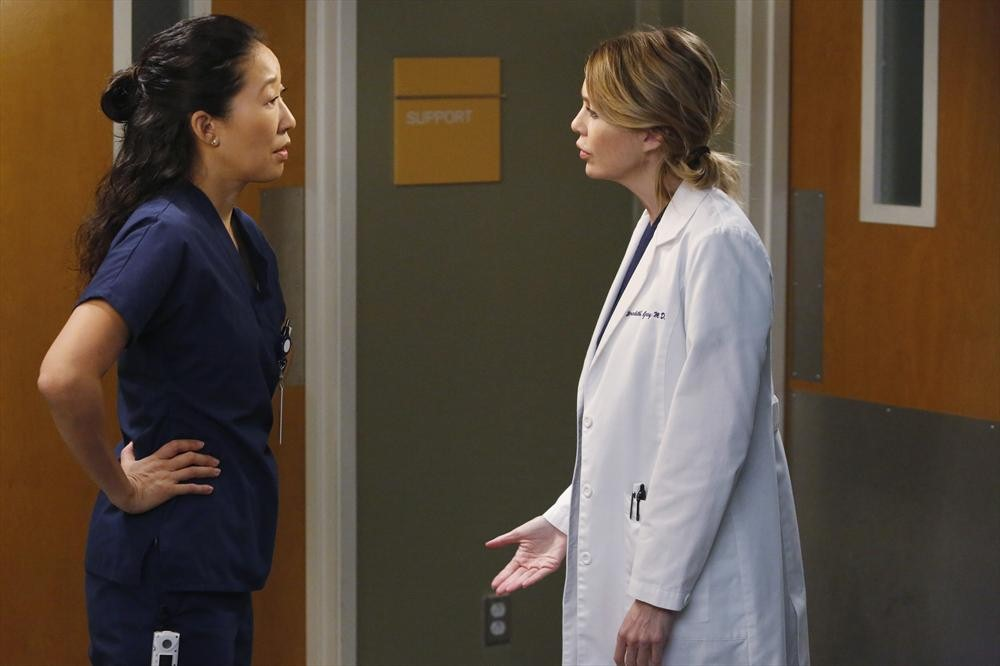"Grey's Anatomy Recap: Season 10, Episode 10, ""Somebody That I Used to Know"""