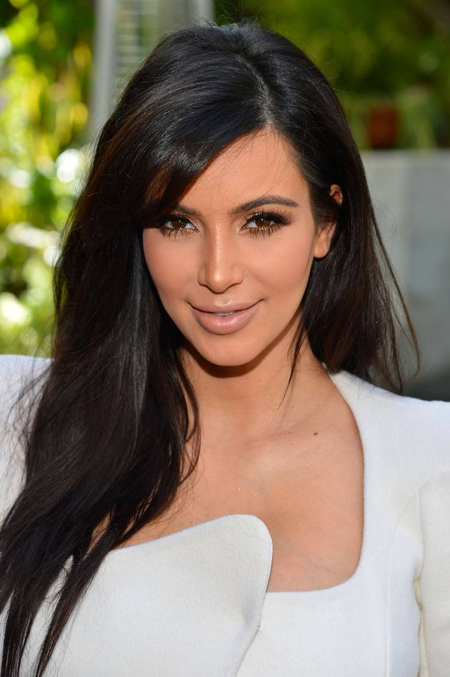 Kim Kardashian Posts Pics of North West — Too Cute! (PHOTOS)