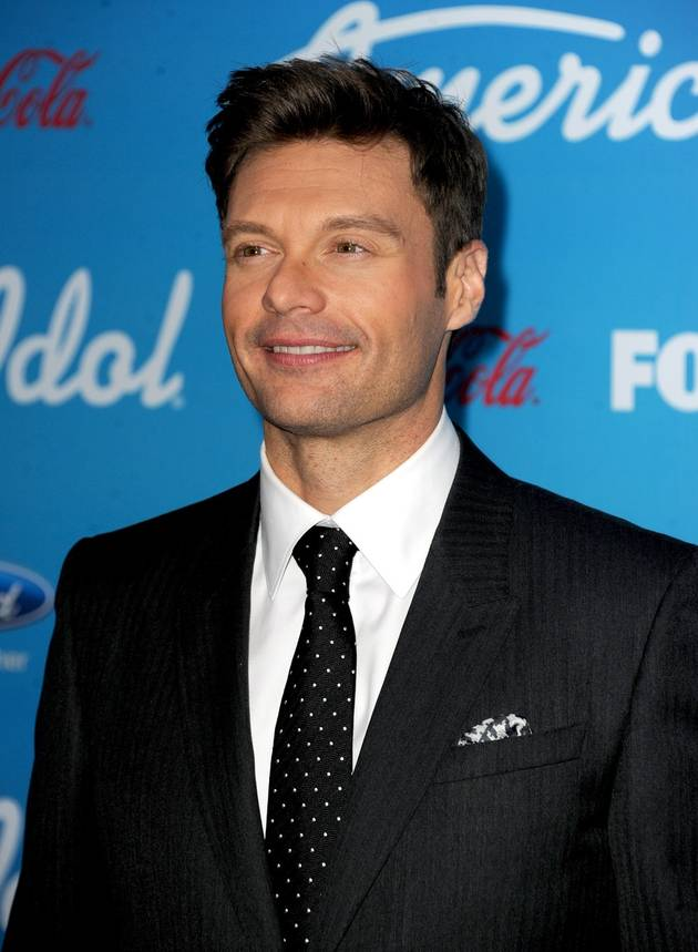 Ryan Seacrest on Vacation With Model Shayna Terese Taylor — New Couple Alert! See Pic