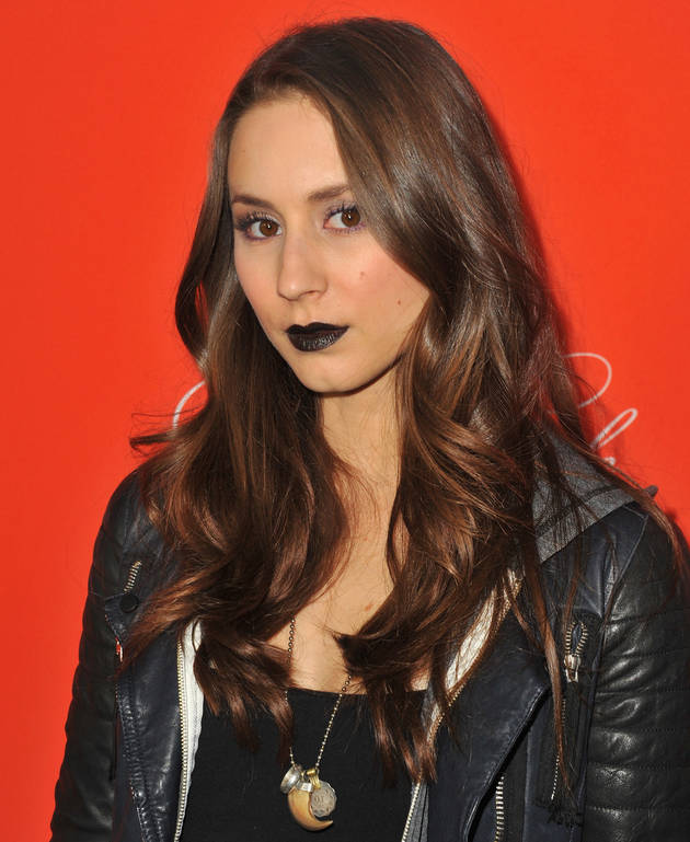 Troian Bellisario Is Bohemian Chic at Bestie Lulu Brud's Wedding (PHOTO)