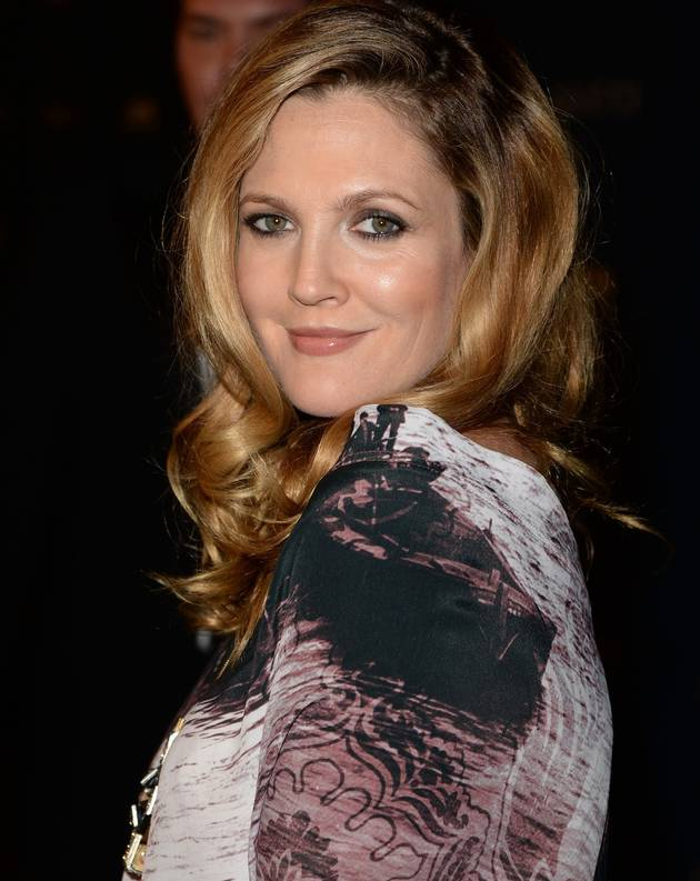 When Is Pregnant Drew Barrymore Due?