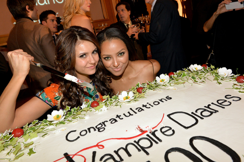 """The Vampire Diaries Cast Reacts to 100th Episode: """"I Can't Believe We Made It This Far!"""""""