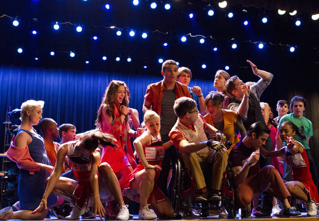 "Glee Promo: Season 5, Episode 5 ""The End of Twerk"" — [Spoiler]'s Wrecking Ball!"