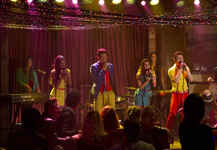 "Glee Music Spoilers: First Listen + Song List for Season 5, Episode 7 ""Puppet Master"""