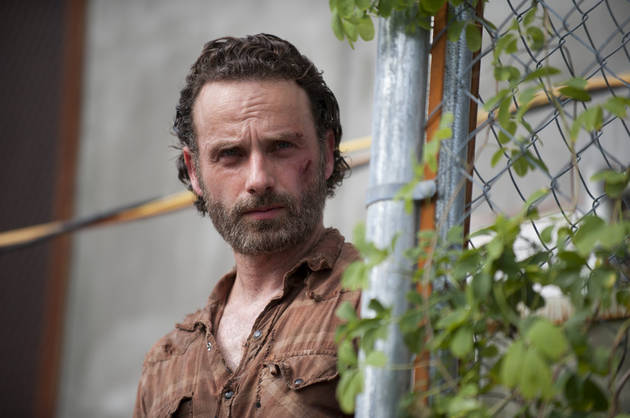 People's Choice Awards 2014: 4 Reasons Why Andrew Lincoln Should Win Favorite TV Anti-Hero