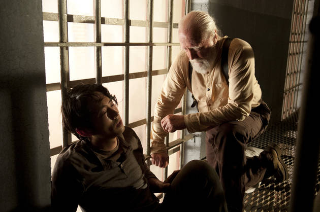 "The Walking Dead Season 4: Where Was Glenn in Episode 4, ""Indifferent""?"