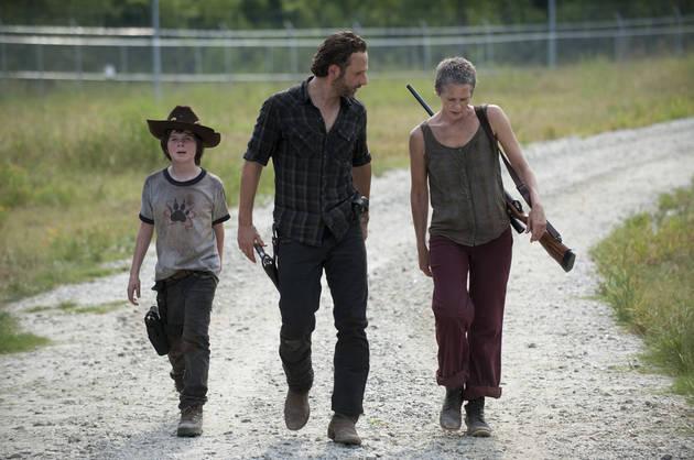 The Walking Dead Season 4 Spoilers: Rick Grimes Exiles Carol Peletier