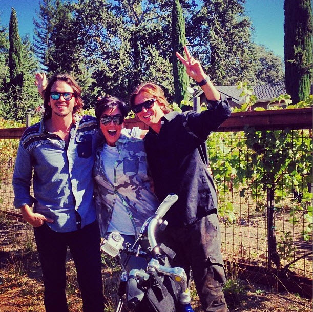 Are Kris Jenner and Ben Flajnik Dating? A Timeline of Everything We Know