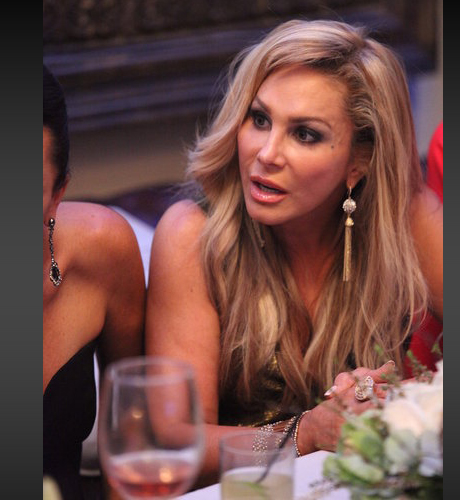 Lisa Vanderpump and Adrienne Maloof Feud — Did They Make Up? (VIDEO)