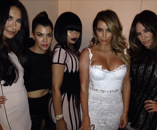 Who is Kim Kardashian's New BFF, Blac Chyna? 5 Things to Know
