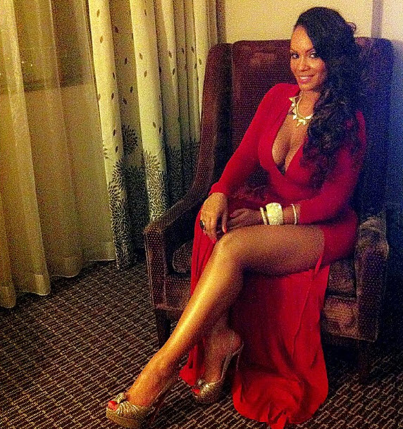 Basketball Wives Star Evelyn Lozada Releases Workout DVD!