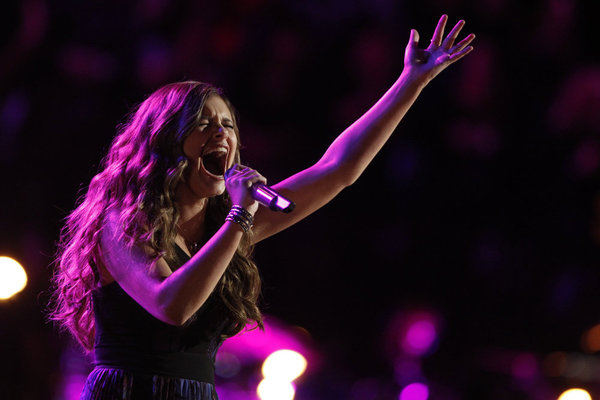 Who is Jacquie Lee? 5 Things To Know About The Voice Contestant