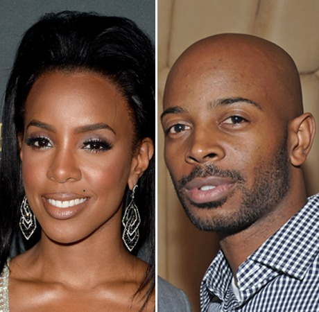 Kelly Rowland Engaged to Manager Tim Witherspoon!
