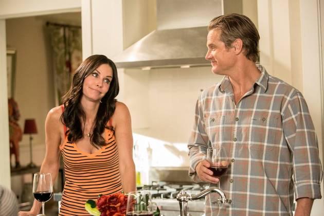 Courteney Cox and Brian Van Holt Have Split, Says Her Drunk Ex-Husband David Arquette