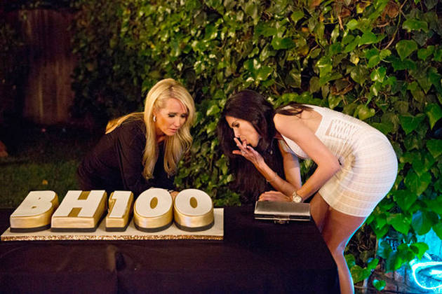"""Top 10 Real Housewives of Beverly Hills Quotes From Season 4 Premiere: """"I Don't Have Underwear On"""""""