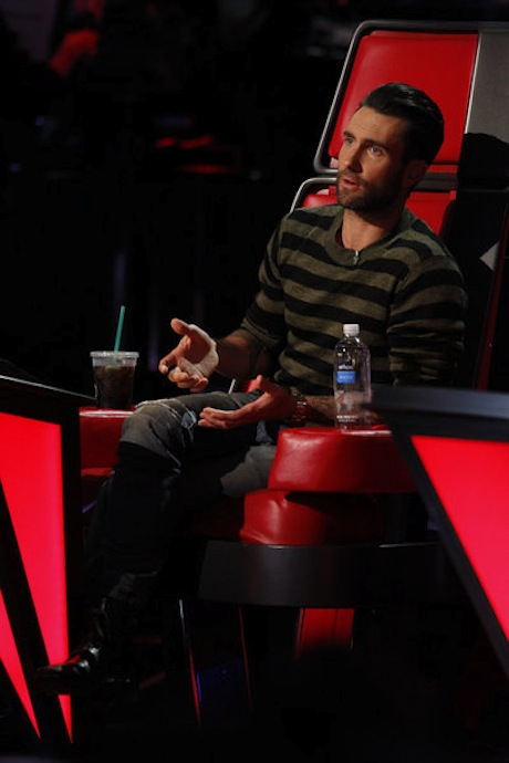 Is The Voice on During 2013 Thanksgiving Week?