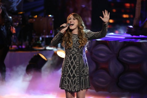 Watch Caroline Pennell Sing on The Voice 2013 Live Shows, November 25, 2013 ( VIDEO)