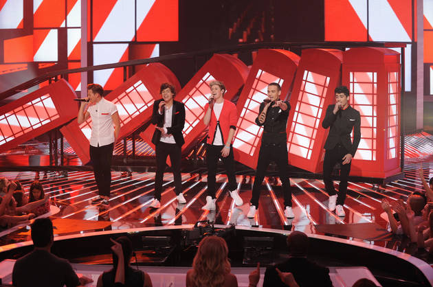 X Factor 2013: One Direction Is Performing — But When?
