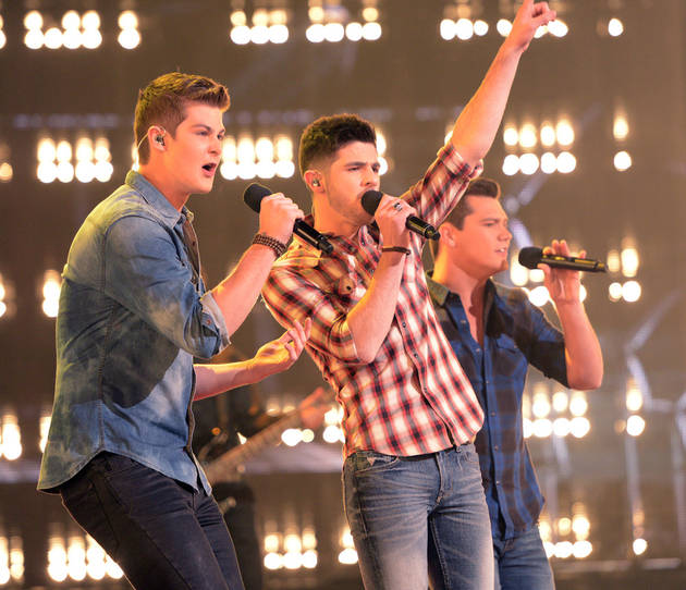 X Factor 2013: Who Is Restless Road? Watch All Performances