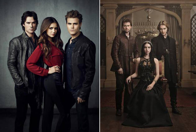 5 Ways The Vampire Diaries and Reign Are Pretty Much the Same Show