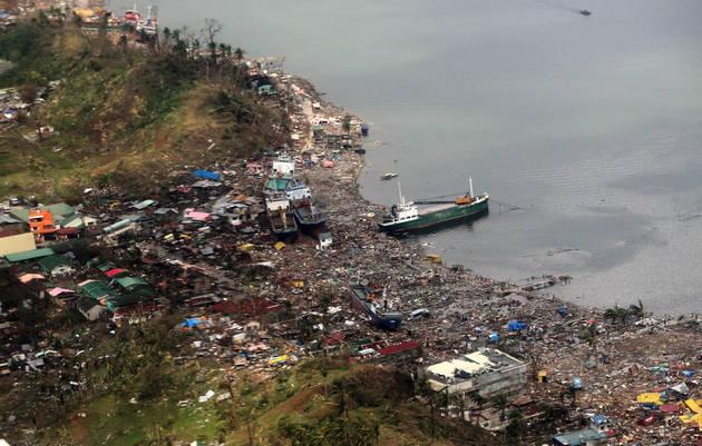Typhoon Haiyan Devastates The Philippines: Glee Stars React