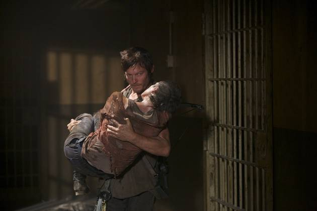 The Walking Dead Season 4: Why Haven't Daryl and Carol Had Sex Yet? Melissa McBride Says…