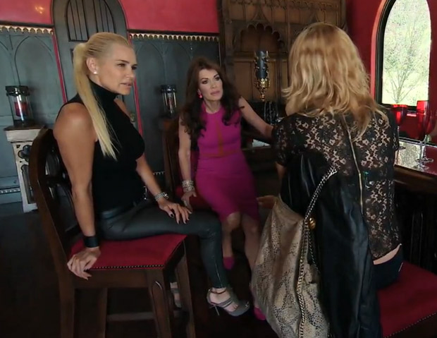 Did Lisa Vanderpump Fake Fainting on DWTS? Sneak Peek of RHoBH Season 4, Episode 3