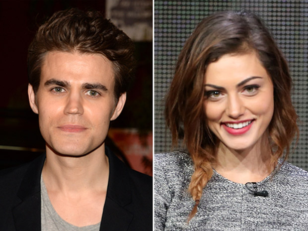 Paul Wesley and Phoebe Tonkin Spotted For the First Time as a Couple!