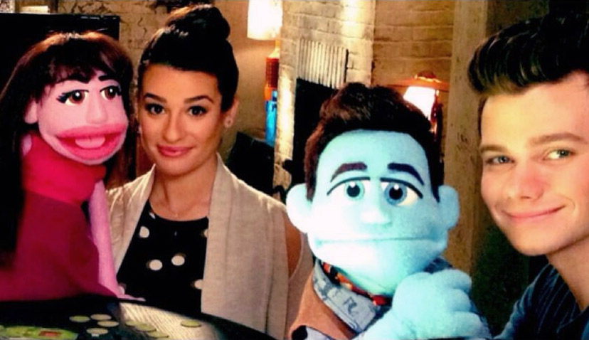 """Promo for Glee Season 5, Episode 7: """"Puppet Master"""" — What the Fox (Say)?!"""