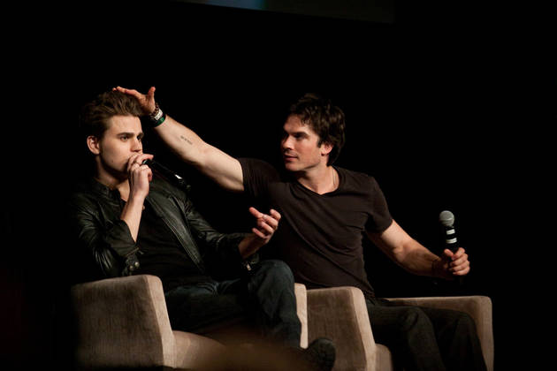 Does Ian Somerhalder Think Paul Wesley Is Better Than Himself? Ian Says…