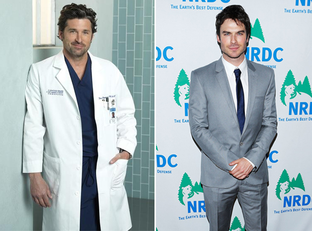 Ian Somerhalder Is McDreamy in Real Life — Here's the Proof! (PHOTO)