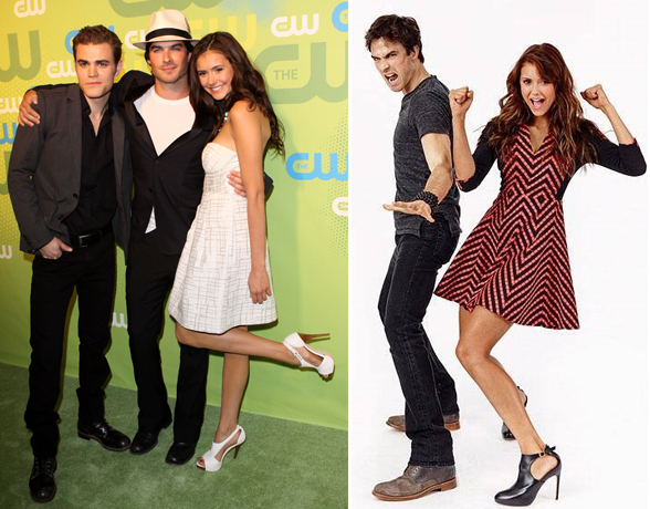 Ian Somerhalder and Nina Dobrev Then and Now: Look How Much the Couple Has Changed! (PHOTOS)