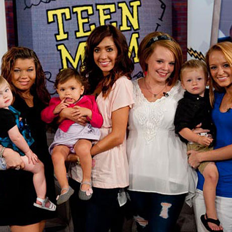 Teen Mom Stars React to Amber Portwood's Release From Jail