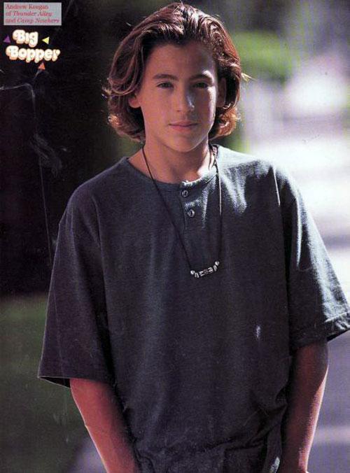 Teen Beat Tuesday: Andrew Keegan