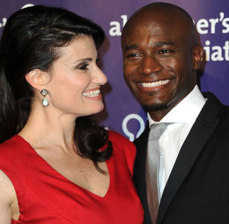 Idina Menzel and Taye Diggs Split After 10 Years